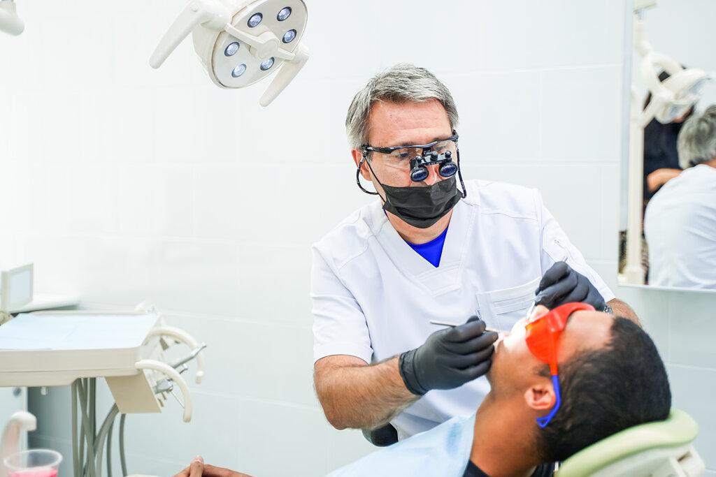 стоматологическая клиника — Дентал 7 — Москва, фото №2
