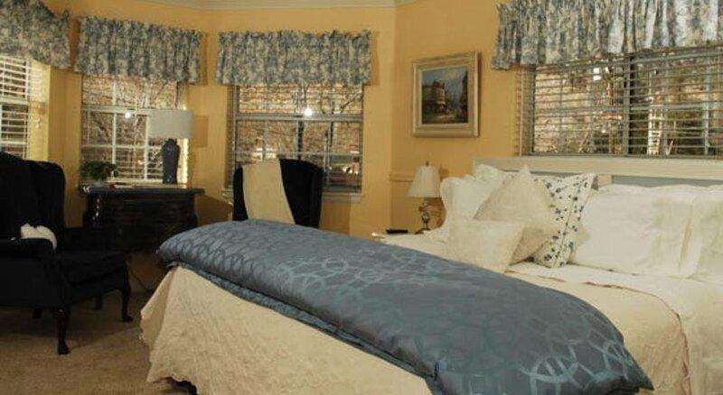 Kern River Inn Bed and Breakfast