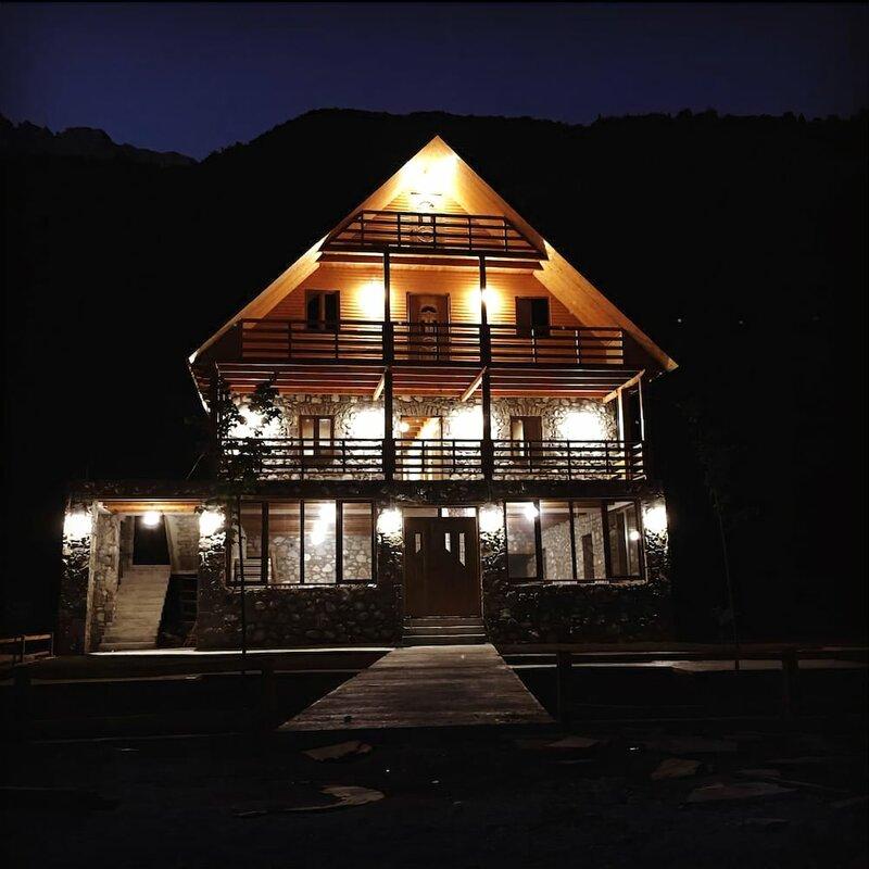 Alpine House Thethe