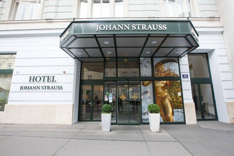 Отель Johann Strauss