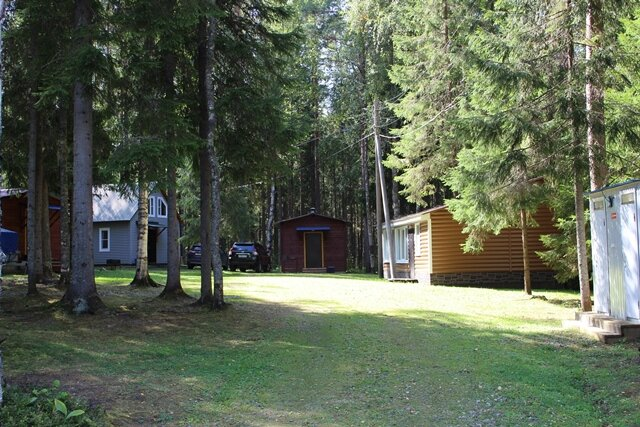 База отдыха Ковжа