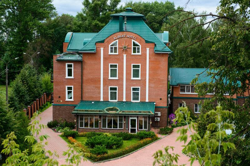 Альберт отель
