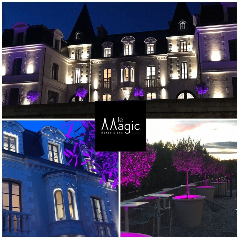 Hôtel Le Magic & SPA