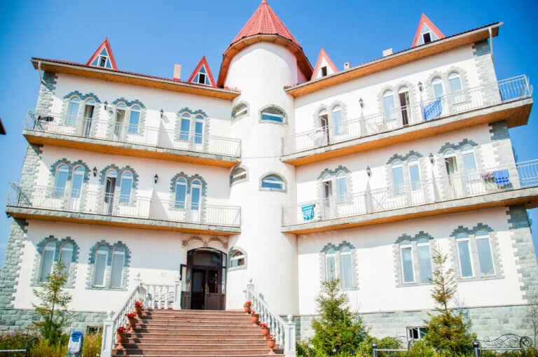 гостиница — Алтын кун — Акмолинская область, фото №1