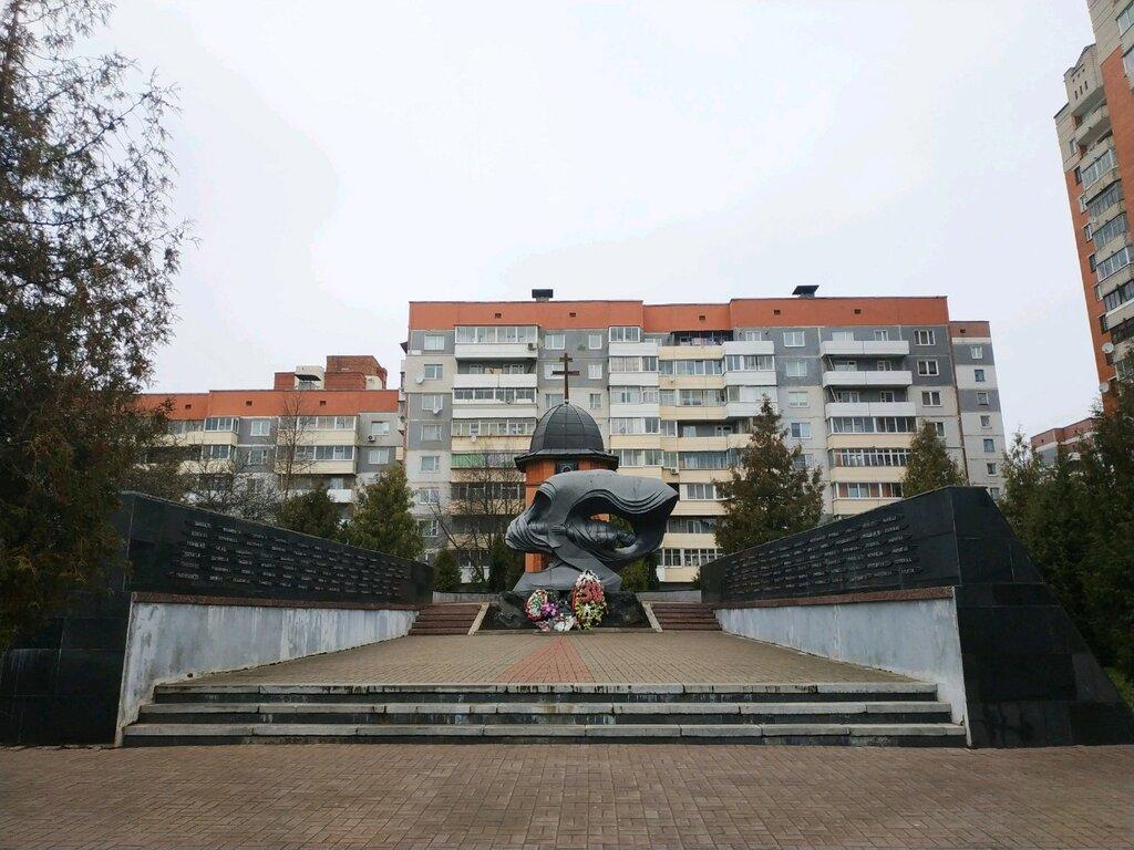 памятник, мемориал — Воинам-интернационалистам — Витебск, фото №2