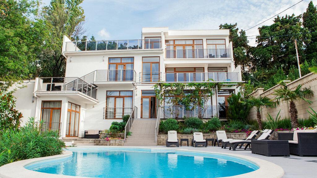 гостиница — Вилла Парковое — Республика Крым, фото №1