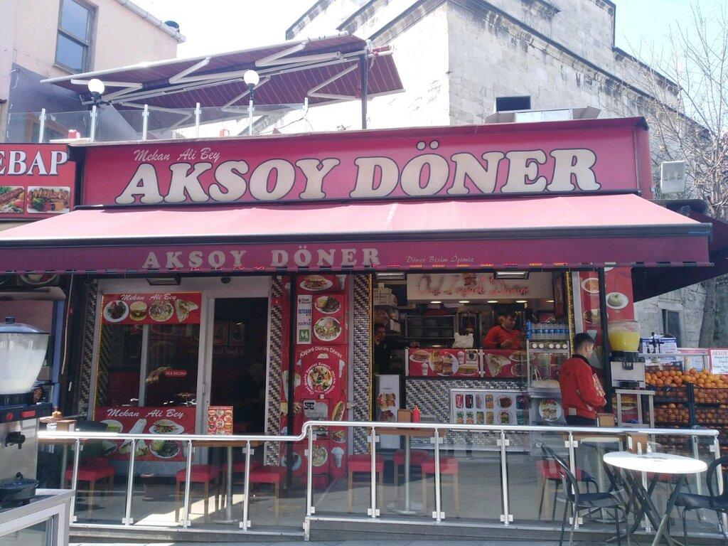 fast food — Aksoy Döner — Fatih, foto №%ccount%