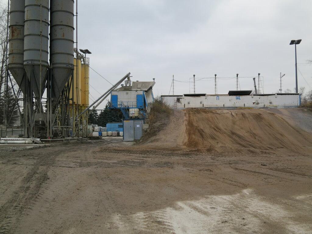 Завод бетона солнечногорск бетон конаково цена
