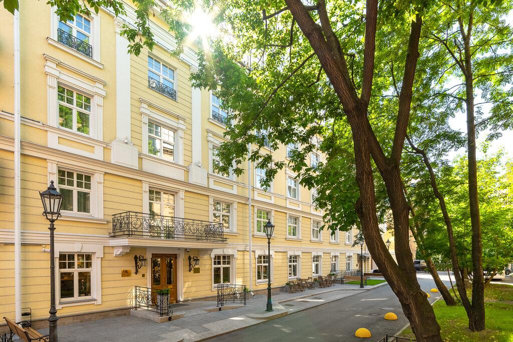 гостиница — Garden Street — Санкт-Петербург, фото №1