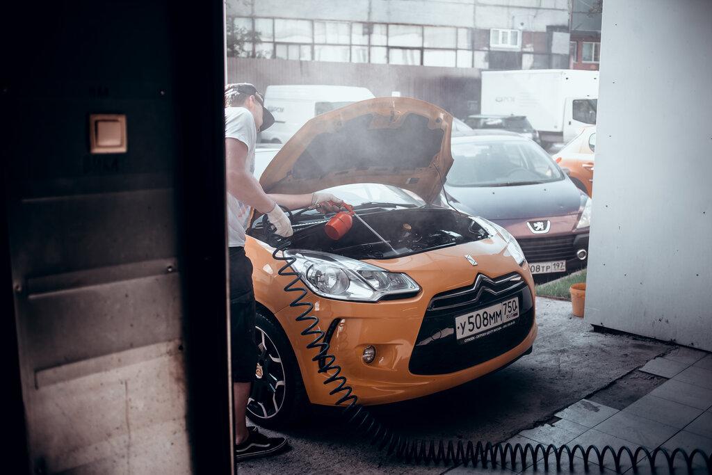 автосервис, автотехцентр — Mad Pistons — Москва, фото №8