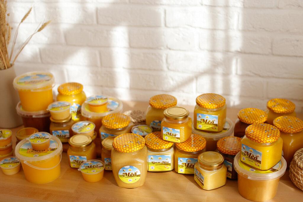 Картинка продуктов пчеловодства