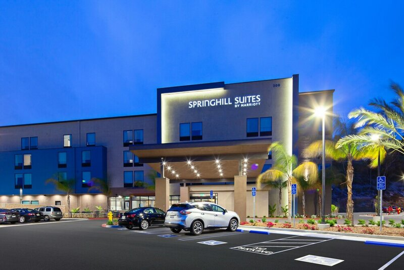 SpringHill Suites by Marriott Escondido Downtown