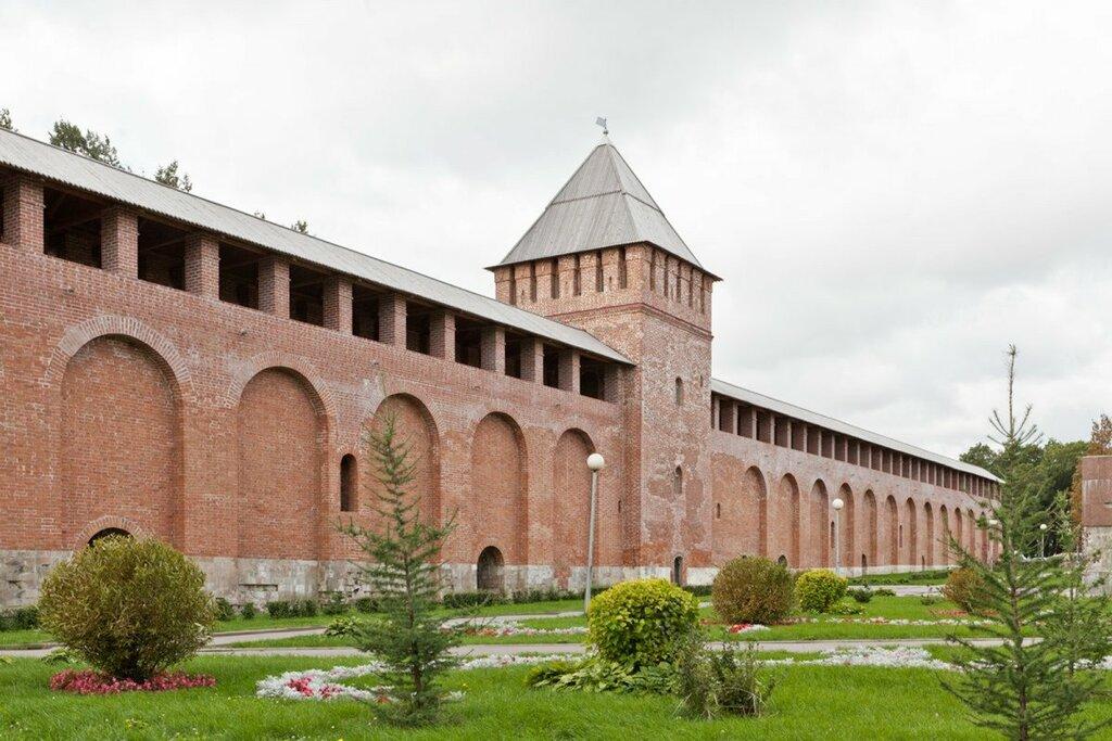 достопримечательность — Смоленская крепостная стена — Смоленск, фото №3