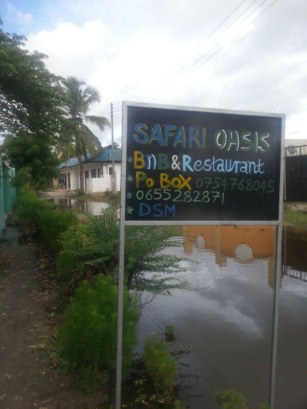 Safari Oasis Bnb