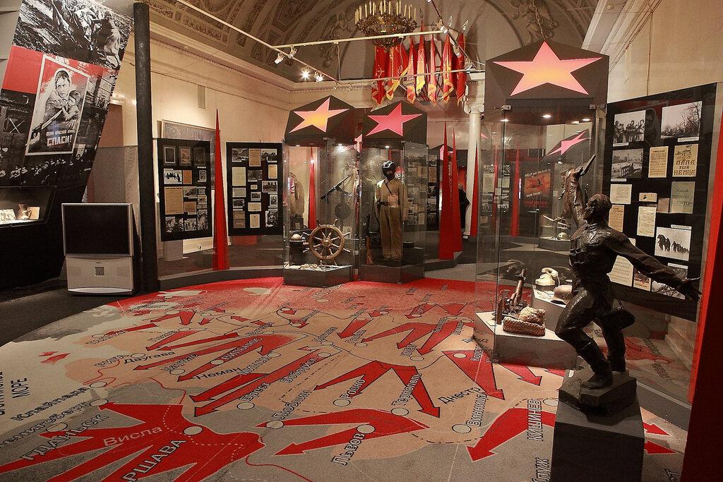 музей — Государственный центральный музей современной истории России — Москва, фото №4