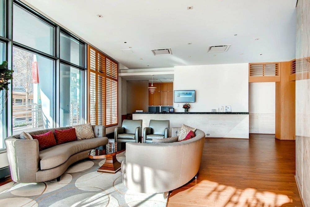 гостиница — Bluebird Suites at Penn Quarter — City of Washington, фото №7