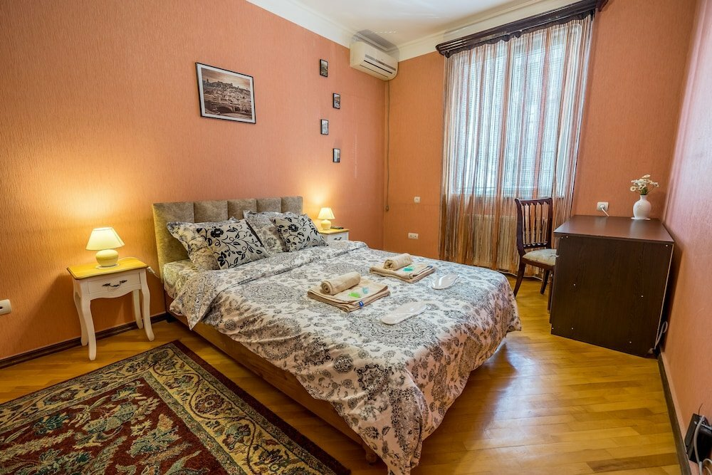 гостиница — Alpha Tbilisi — Тбилиси, фото №1