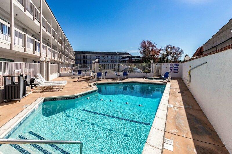 Motel 6 Fountain Valley, Ca - Huntington Beach Area