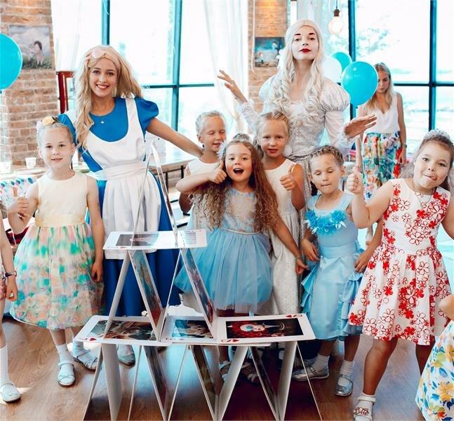 организация и проведение детских праздников — Феерита — Новосибирск, фото №2