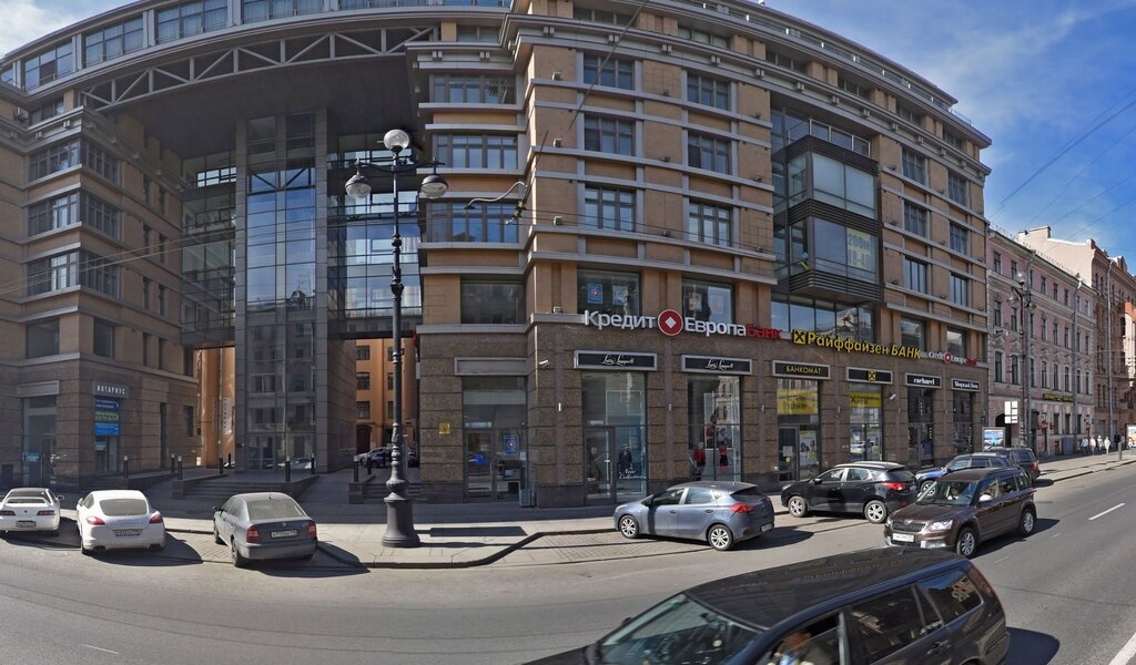 кредит европа банк санкт петербург вклады какая сумма кредитов в россии