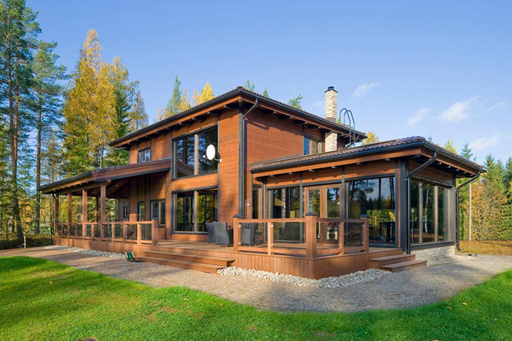 красивые финские дома фото проекты они знаменитости генерируются