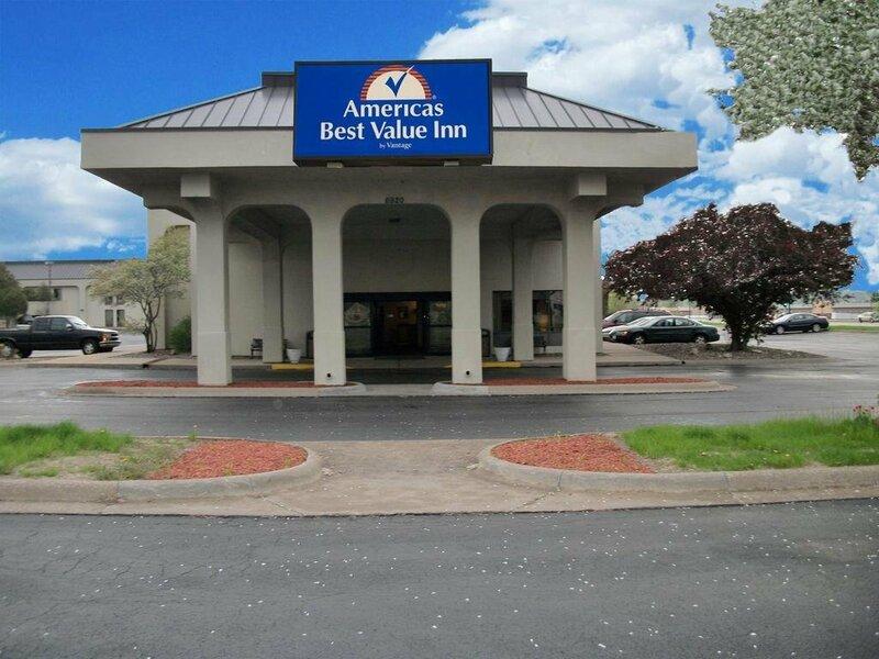 Americas Best Value Inn Moline - Moline, Il