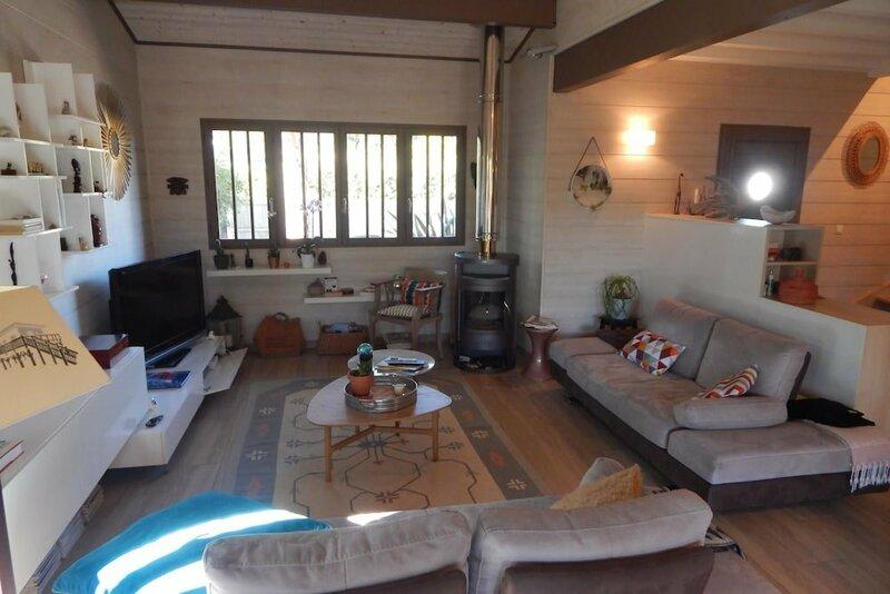 Villa à l'entrée de la presqu'île du Cap Ferret