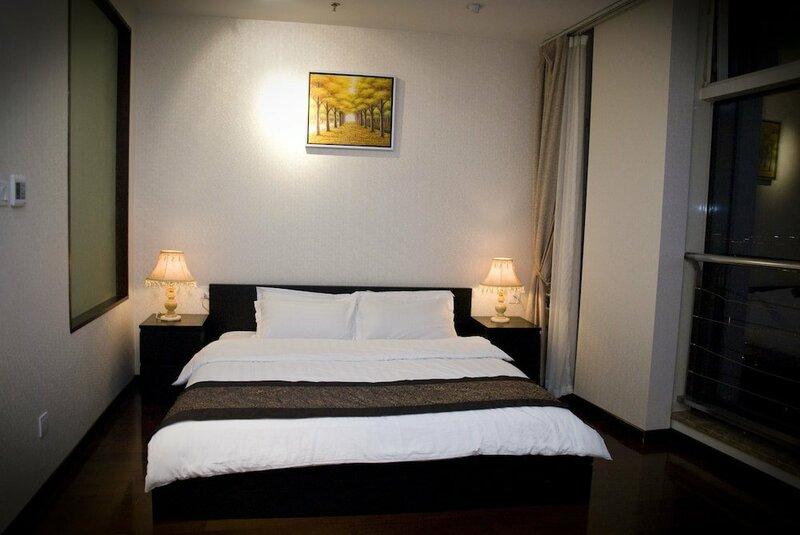 Yuanda International Apartment Hotel