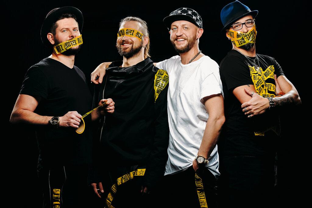 творческий коллектив — Hotel Ritz band — Санкт-Петербург, фото №1
