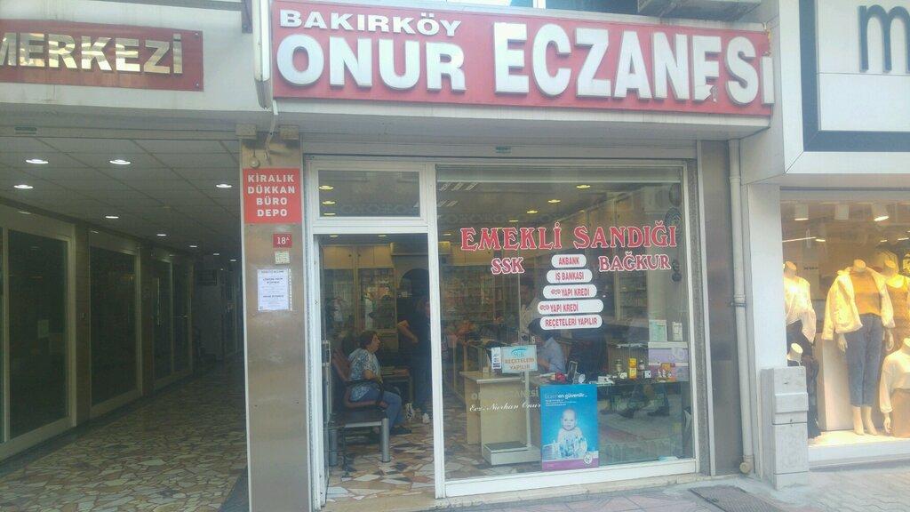 eczaneler — Bakırköy Onur Eczanesi — Bakırköy, photo 1
