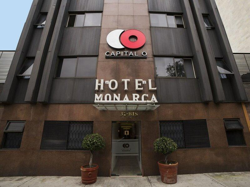Capital O Monarca