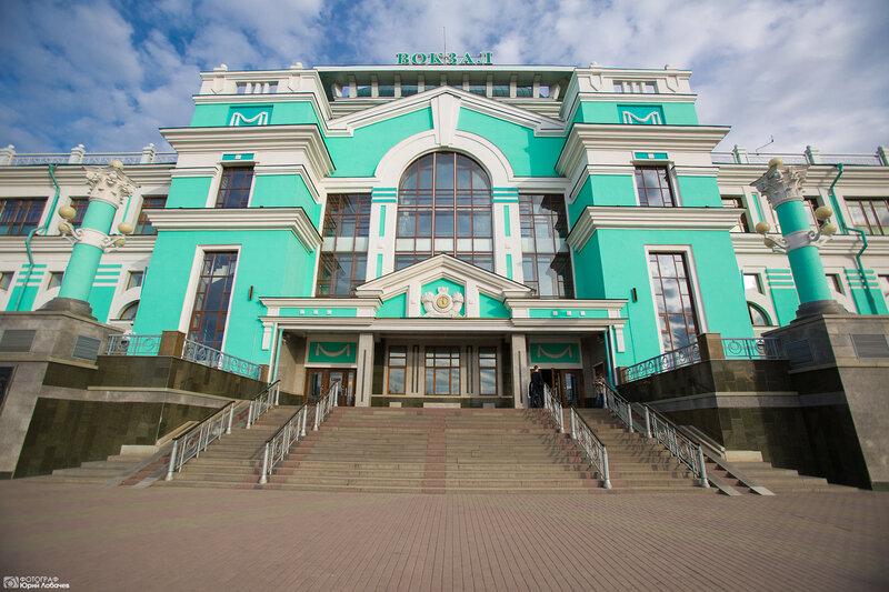 Железнодорожный вокзал города Омска, Комната длительного отдыха