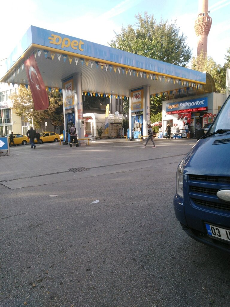 benzin istasyonu — Opet — Yenimahalle, foto №%ccount%