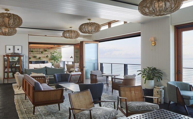 The Malibu Beach House