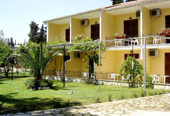 Dassia Margarita Hotel Corfu