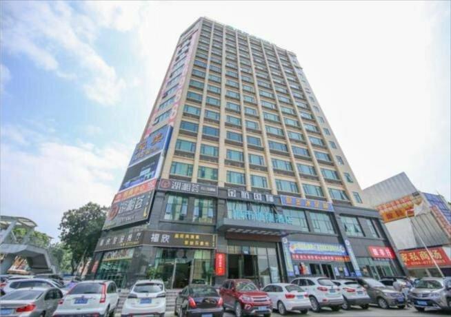 City Comfort Inn Dongguan Tangxia
