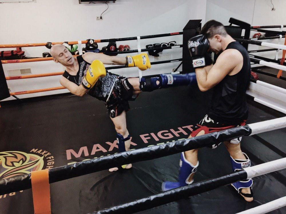 спортивный клуб, секция — Maxx Fight — Минская область, фото №2