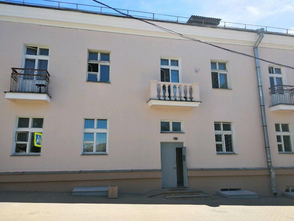 общежитие — Минский автомобильный завод Общежитие № 2 — Минск, фото №1