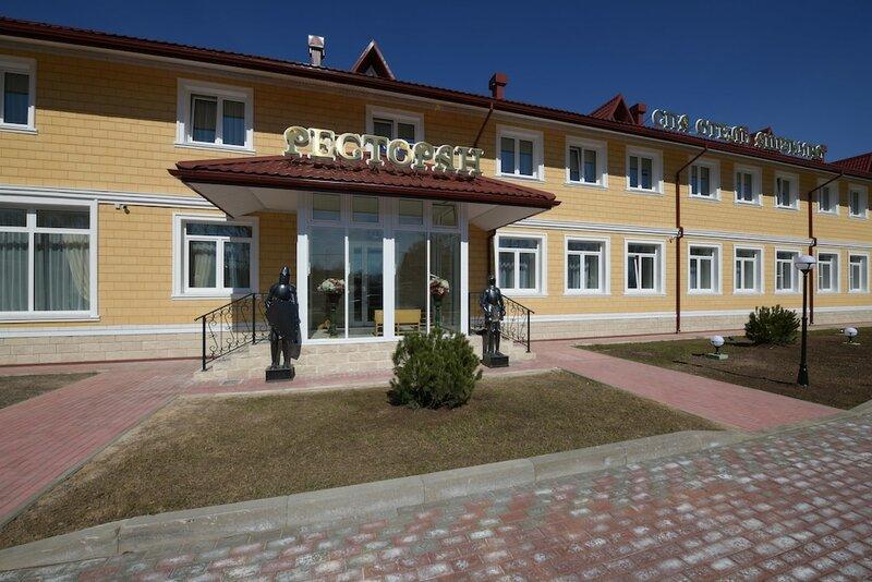 СПА отель Ашукино