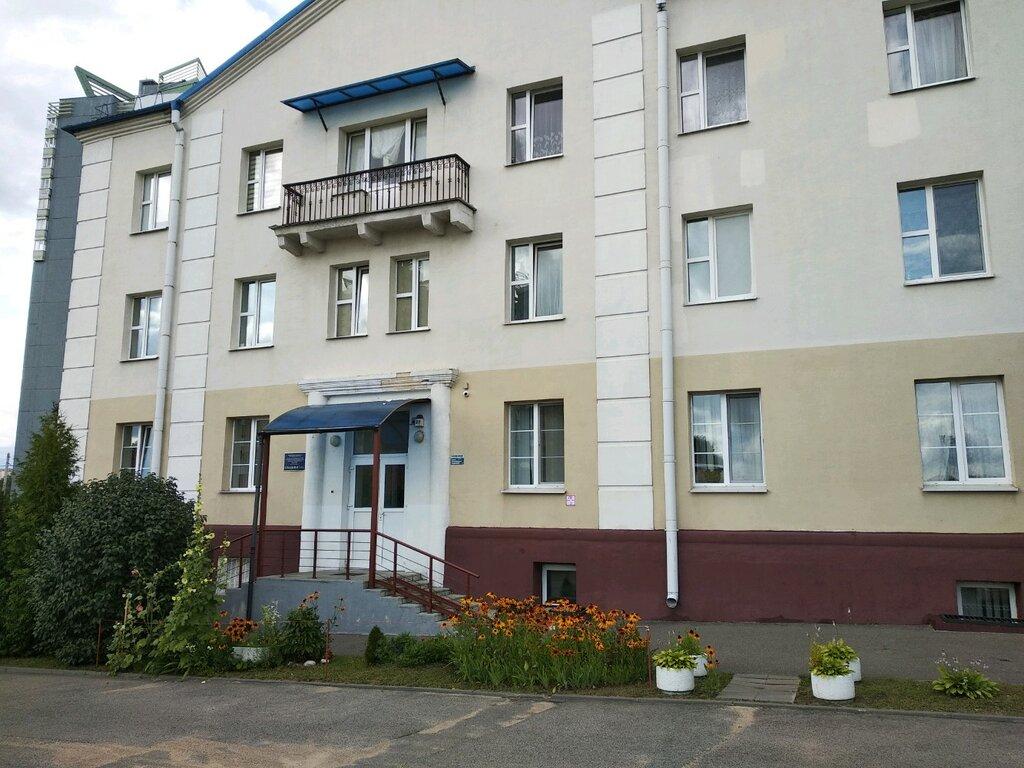 общежитие — Общежитие РУП БелТЭИ — Минск, фото №1