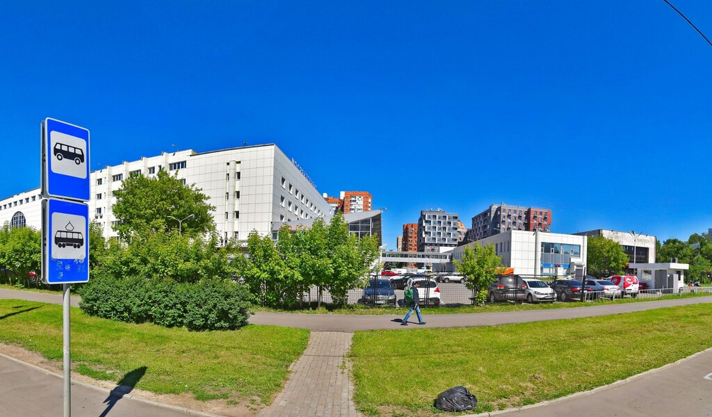 Панорама автосервис, автотехцентр — Авто-Игл — Москва, фото №1