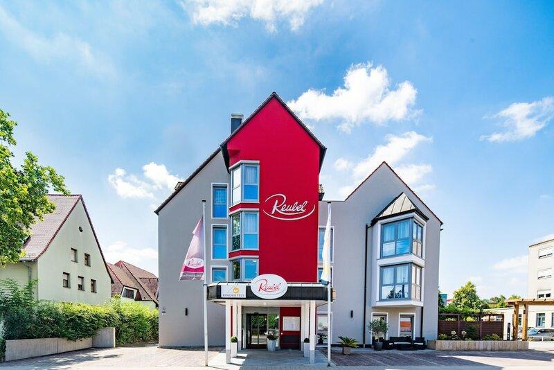 Ringhotel Reubel Nuernberg-Zirndorf