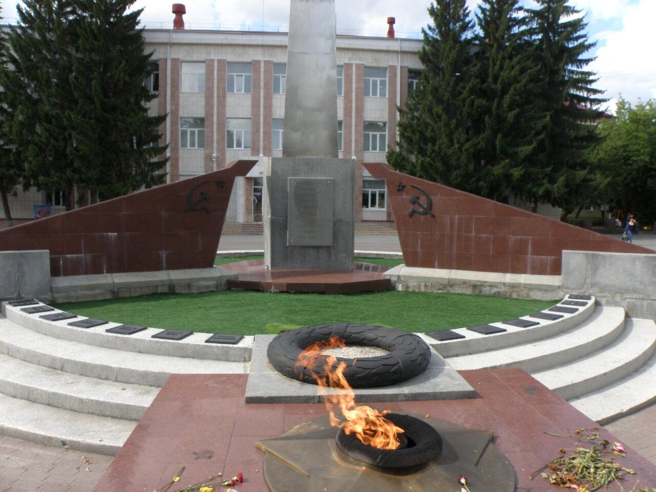 Вечный огонь в георгиевске в картинках