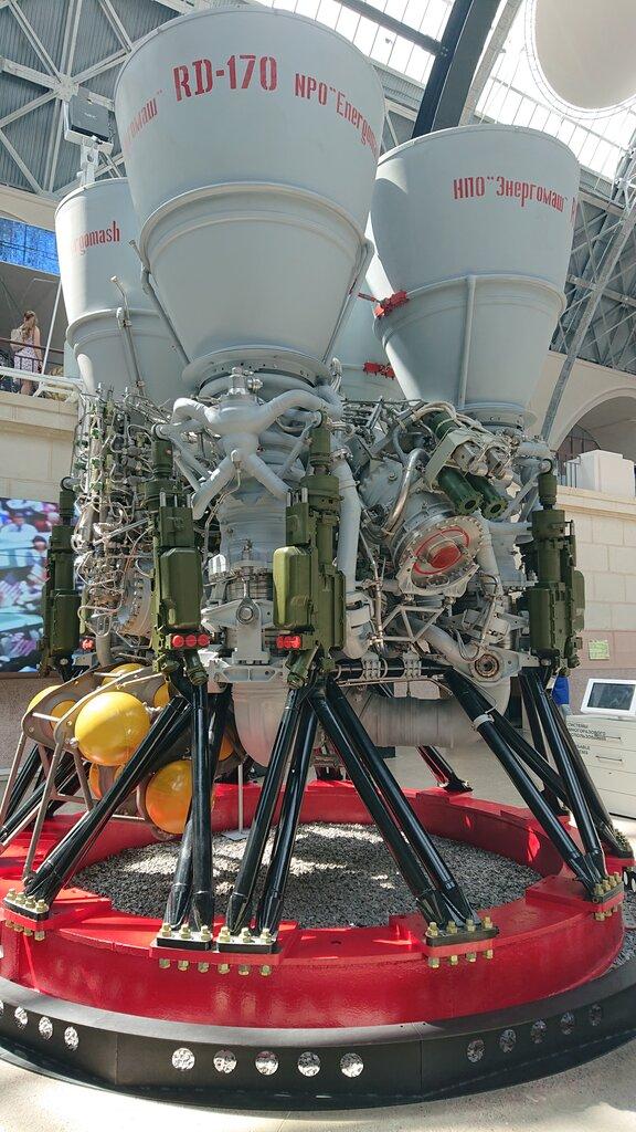 выставочный центр — Космонавтика и авиация — Москва, фото №7
