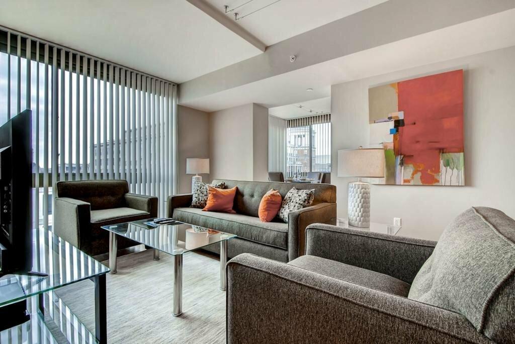 гостиница — Bluebird Suites at Penn Quarter — City of Washington, фото №9