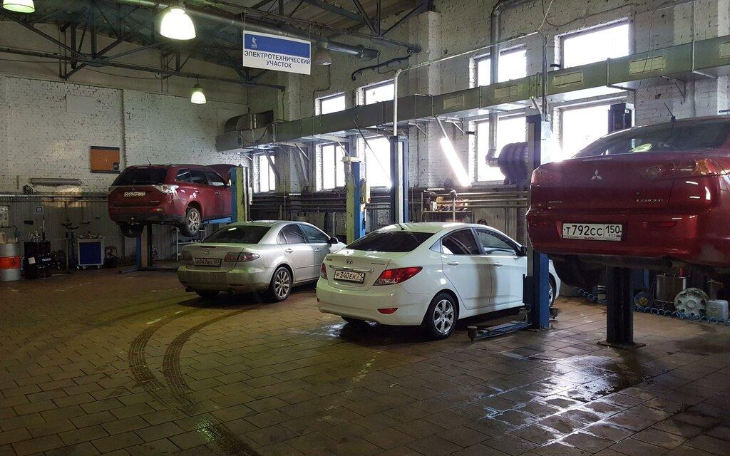 автосервис, автотехцентр — Блок сервис — Москва, фото №2