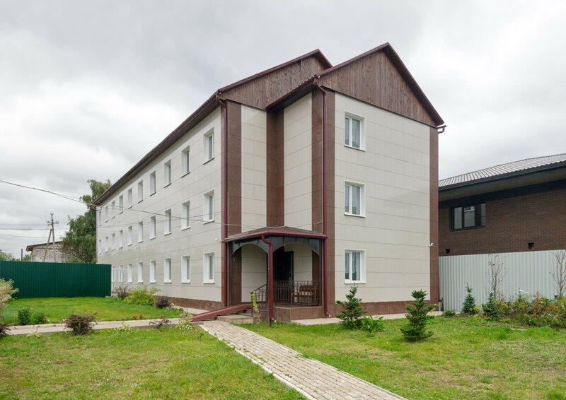 Дом отдыха в Пушкино
