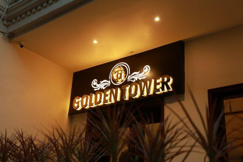 Hotel Golden Tower
