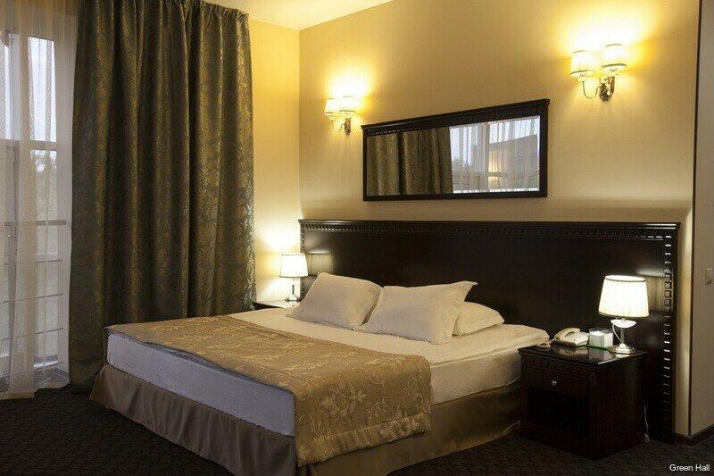 Отель Green Hall