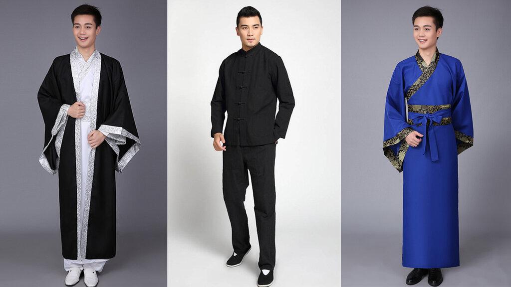 гуандун нац костюм фото особенностью